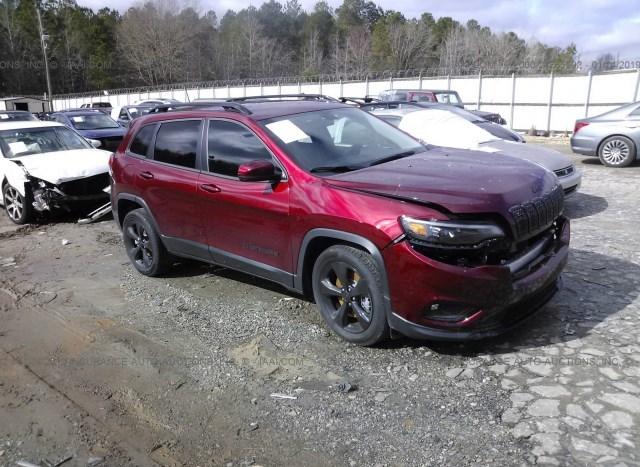Chrysler Cherokee for Sale