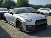 2017 NISSAN GT-R BASE; PLATINUM EDITION; BLACK EDITION