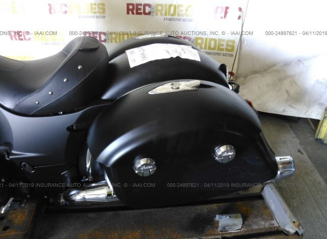 Indian Chieftain Dark Horse for Sale