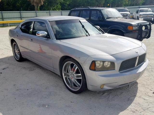 2007 Dodge Charger For Sale >> Used Car Dodge Charger 2007 Silver For Sale In Fort Pierce