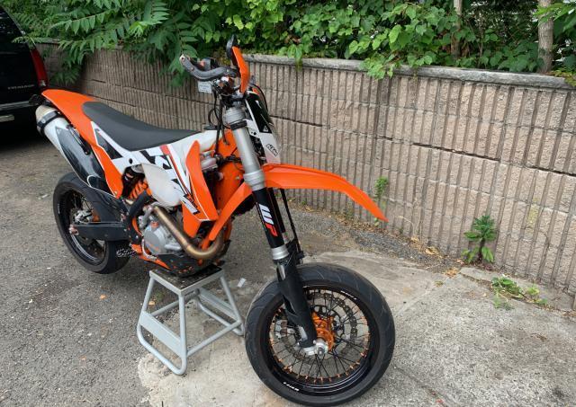 Ktm 500 Xc-W for Sale