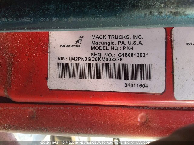 Mack Truck for Sale