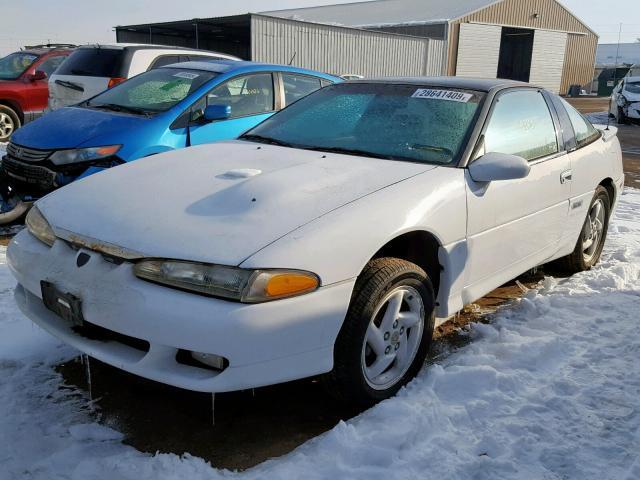 Used Car Eagle Talon 1993 White for sale in BRIGHTON CO