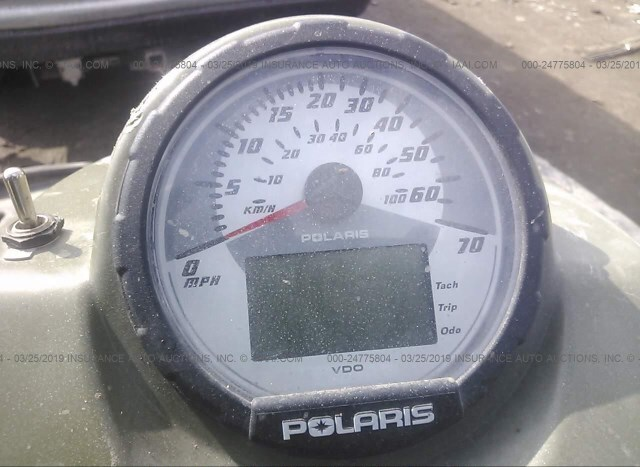 Salvage Motorcycle Polaris Sportsman 2004 Green for sale in ONLINE