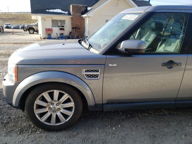 Land Rover Lr4 for Sale