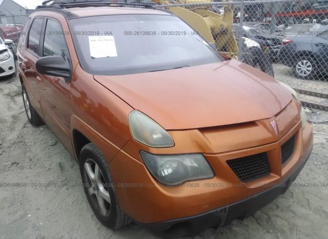 Pontiac Aztek for Sale
