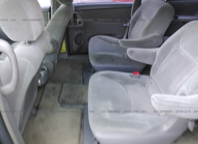 Toyota Sienna for Sale