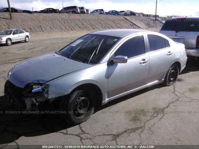 Mitsubishi Galant 2015 >> Salvage Car Mitsubishi Galant 2012 Silver For Sale In