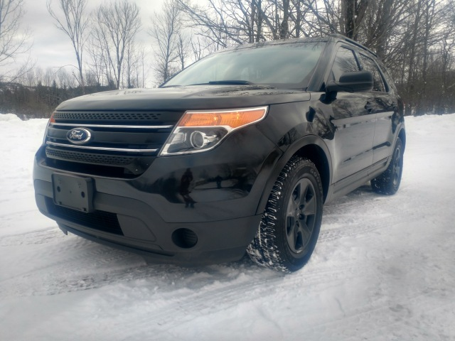 Used Car Ford Explorer 2014 Black For Sale In Hurley Wi Online