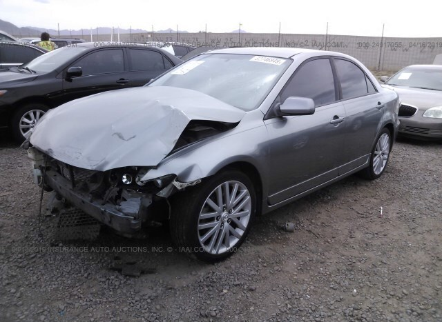 Mazdaspeed6 For Sale >> Salvage Car Mazda Mazdaspeed6 2006 Silver For Sale In