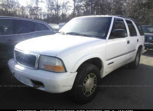 Gmc Jimmy Or Envoy for Sale