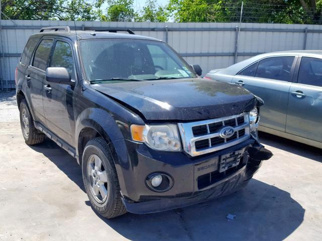 2010 Ford Escape For Sale >> Salvage Car Ford Escape 2010 Black For Sale In Corpus