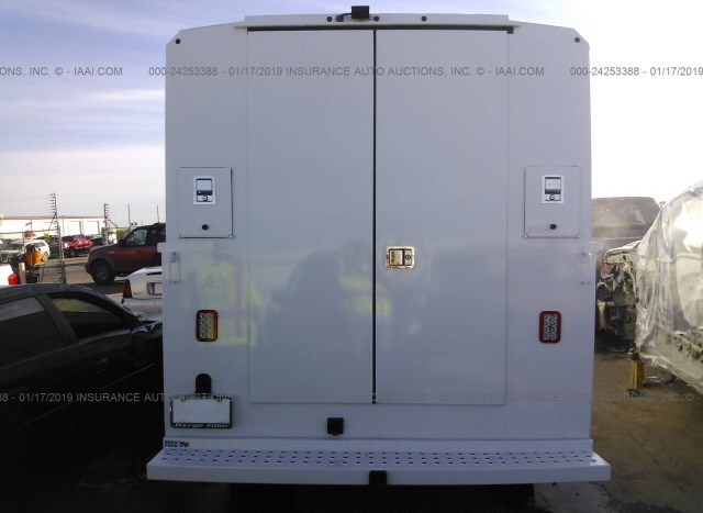 Ford Transit Cutaway for Sale