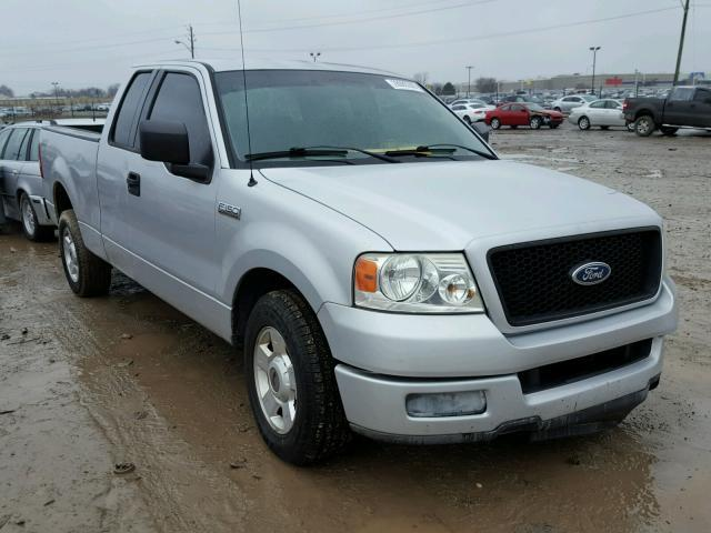 2004 F150 For Sale >> Used Car Ford F150 2004 Silver For Sale In Indianapolis In