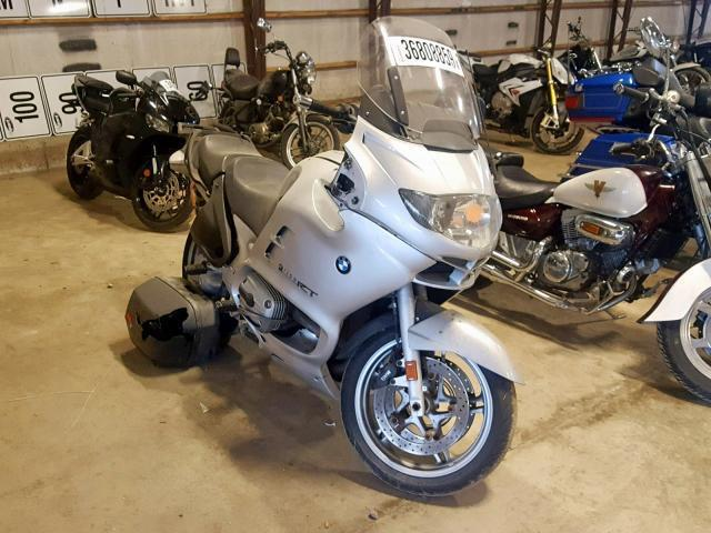 Used Motorcycle Bmw R1150rt 2004 Silver for sale in CANDIA NH online