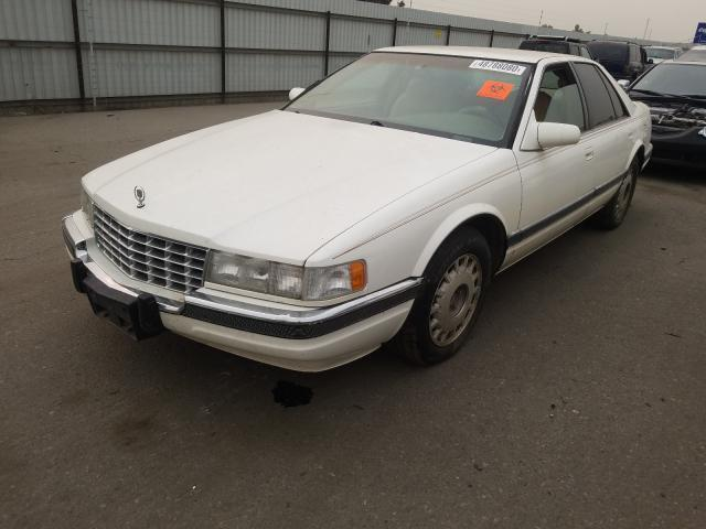 used car cadillac seville 1995 white for sale in bakersfield ca online auction 1g6ks52y2su807055 ridesafely