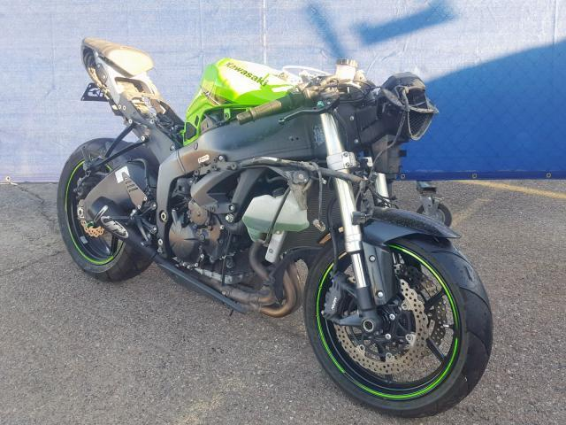 Kawasaki Zx600ra for Sale