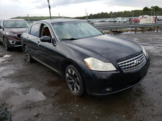 salvage car infiniti m35 2007 black for sale in brookhaven ny online auction jnkay01f47m458190 ridesafely