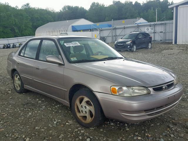 Used Car Toyota Corolla 1998 Tan for sale in WEST WARREN MA