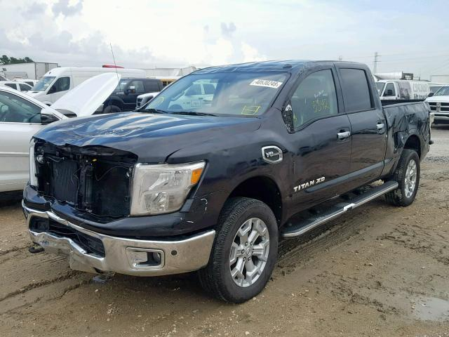 Nissan Titan Xd for Sale