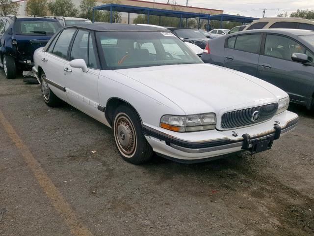 1996 Buick Lesabre >> Salvage Car Buick Lesabre 1996 White For Sale In Las Vegas Nv Online