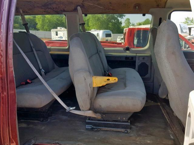 Ford Econoline Wagon for Sale
