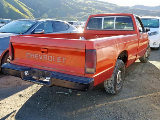1982 chevrolet s10 value