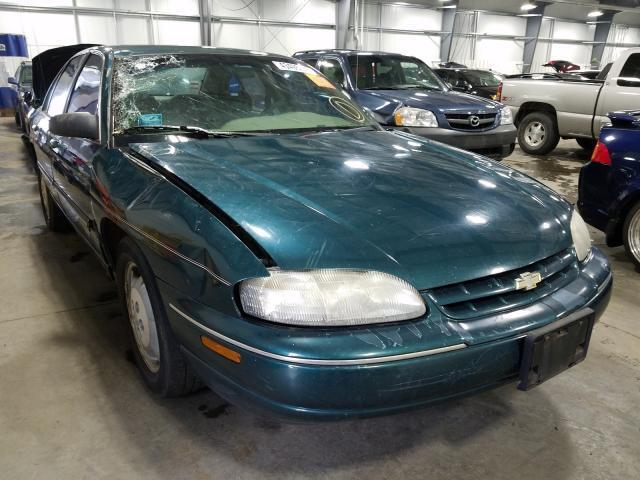 used car chevrolet lumina 1997 green for sale in ham lake mn online auction 2g1wl52m3v9119391 ridesafely