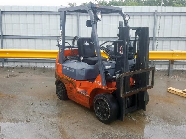 Toyota Forklift for Sale