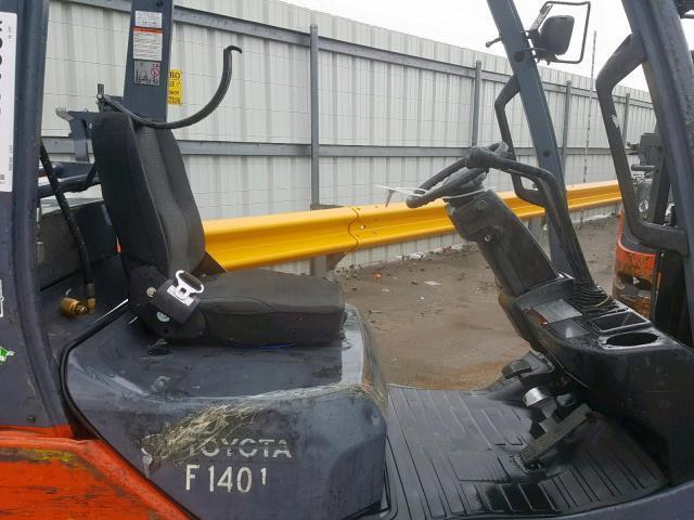 Toyota Forklift for Sale