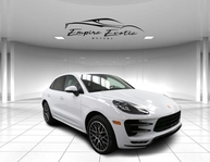 2017 PORSCHE MACAN TURBO