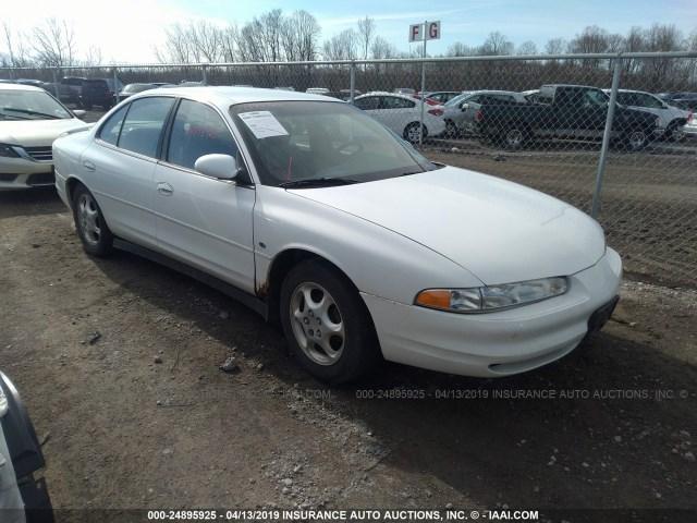 1999 oldsmobile intrigue gls
