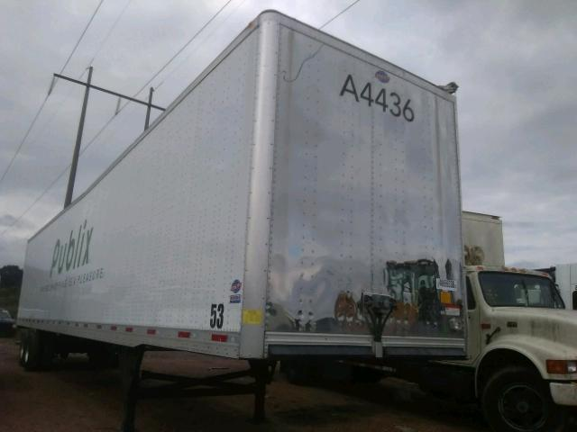 Utility 53 Trailer for Sale