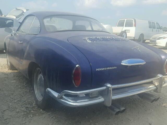 Volkswagen Karmann for Sale