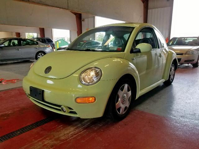 Volkswagen New Beetle for Sale