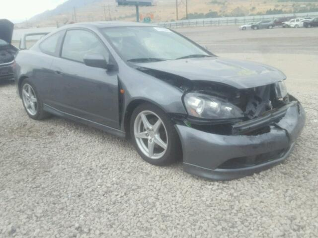 Salvage Car Acura Rsx 2006 Gray for sale in FARR WEST UT online
