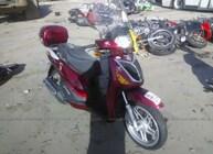 2009 CHUNFENG HOLDING GROUP HANGZHOU MOTORCYLES CF150