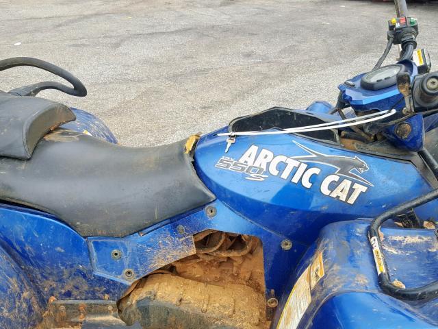 Arctic Cat Trv 500 for Sale