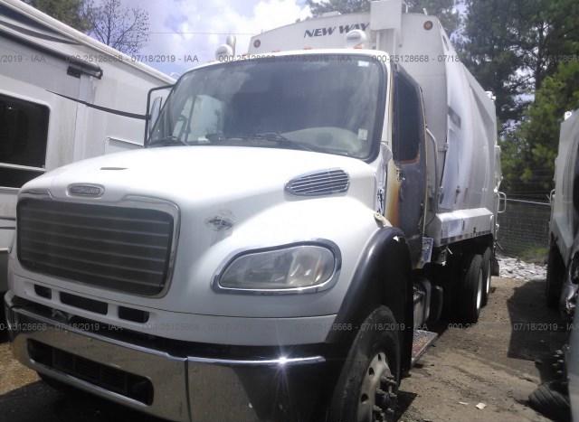 Salvage Truck Freightliner M2 106 Medium Duty 2014 for sale