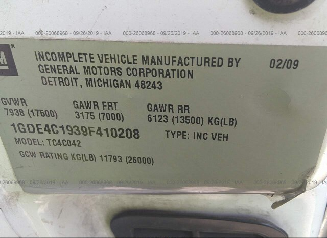 Gmc C4500 for Sale