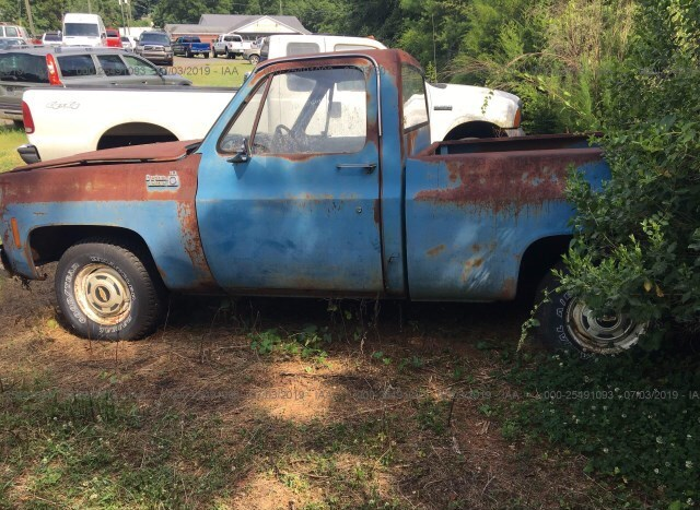 Chevrolet Pickup for Sale