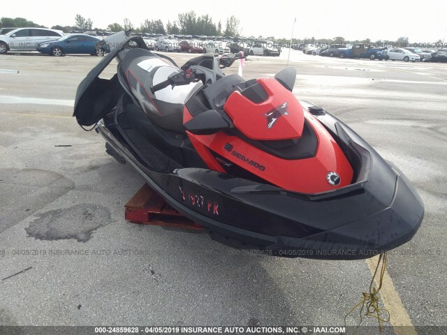 Seadoo Rxt-260 for Sale