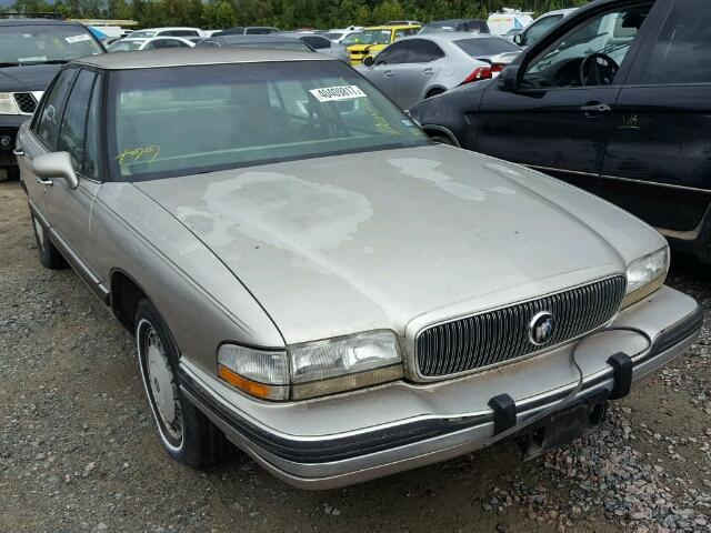 1996 Buick Lesabre >> Salvage Car Buick Lesabre 1996 Tan For Sale In Temple Tx