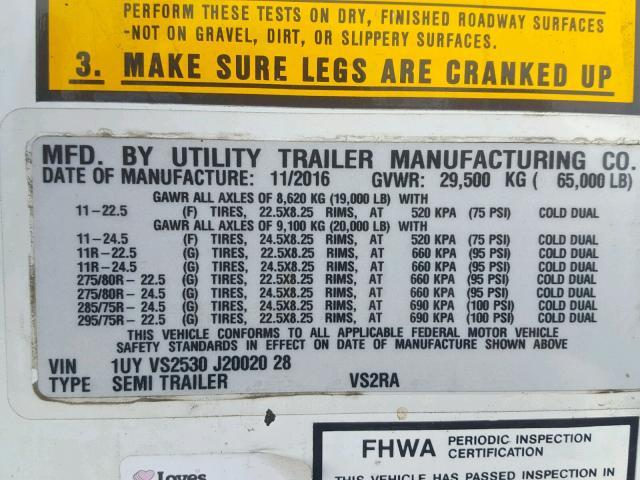 Utility Unknown for Sale