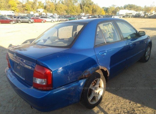 Mazda Protege for Sale