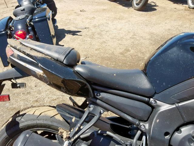 Yamaha Fz8-N for Sale