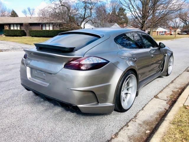 Porsche Panamera for Sale