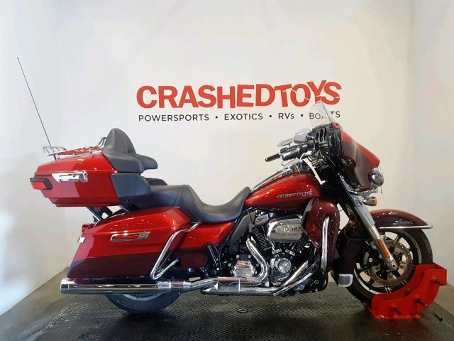 Harley-Davidson Flhtkl for Sale