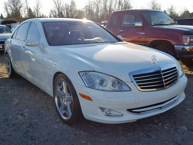 2007 S550 For Sale >> Used Car Mercedes Benz S Class 2007 White For Sale In