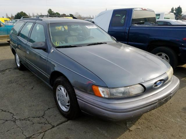 1992 Ford Taurus >> Salvage Car Ford Taurus 1992 Charcoal For Sale In Vallejo Ca